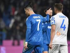 Juventus verstevigt leiding met magere uitzege, Ronaldo scoort in 1000ste duel