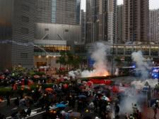 Protesten Hongkong opnieuw grimmiger: 36 arrestaties, onder wie 12-jarige