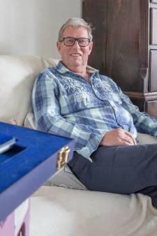 Henk uit Yerseke dacht dat 'ie op de foto ging, totdat de limo voorreed