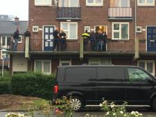 Politie doet inval in flatwoning Utrecht-West