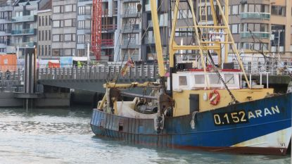 """Vlaamse vissers ongerust over een nakende no-deal brexit: """"Wij zijn voor 50 procent afhankelijk van Britse wateren"""""""