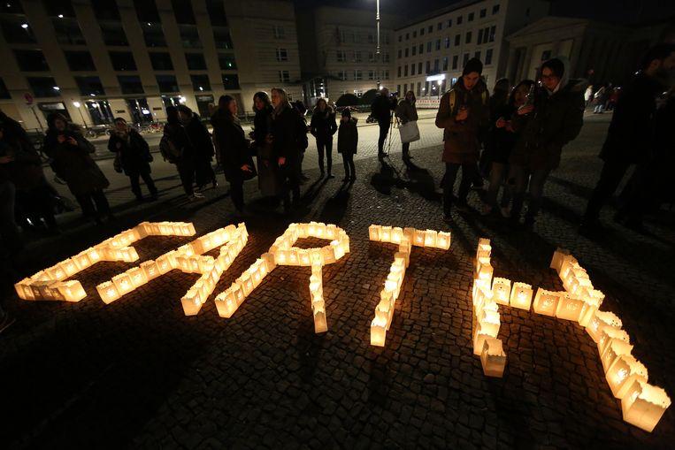 Earth Hour is een wereldwijd fenomeen.