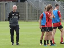 GA Eagles met Ngombo en Brito in basis tegen Jong Ajax: 'Engels duel van maken'