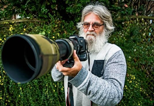 Natuurfotograaf Rob Belterman.