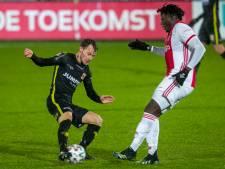 Jong Ajax onderuit tegen Go Ahead, rentree Traoré