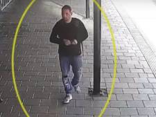 Politie krijgt drie tips binnen over vluchtende winkeldief, die man van trap duwde