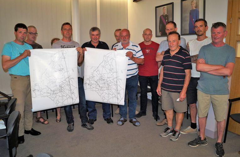 Bezorgde buurtbewoners op de gemeenteraad van Lichtervelde