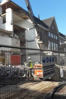 Geliefd geveltje aan de Ameidestraat in Helmond nu echt gesloopt