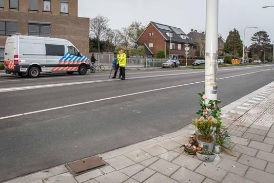 De politie deed eerder dit jaar onderzoek op de plek van het ongeluk. Daaruit bleek onder meer dat de verdachte harder dan 100 kilometer per uur reed.