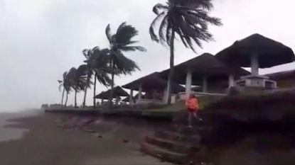 """Vlaming op Filipijnen: """"Beter voorbereid voor tyfoon door angst"""""""