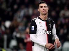 Cristiano Ronaldo devra s'excuser mais ne sera pas sanctionné par la Juventus après son geste de frustration