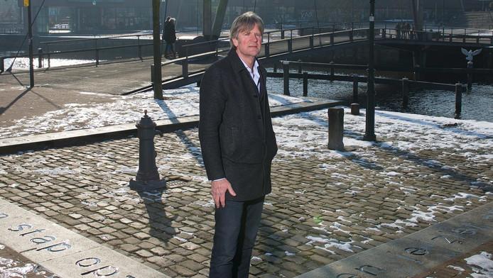 Jan Poolen belegt 22 februari een bijeenkomst over de toekomst van de Eemkade.