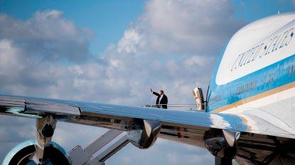 Trump wil dat nieuwe Air Force Ones vroeger klaar zijn, zodat hij er - misschien - nog drie jaar van kan genieten