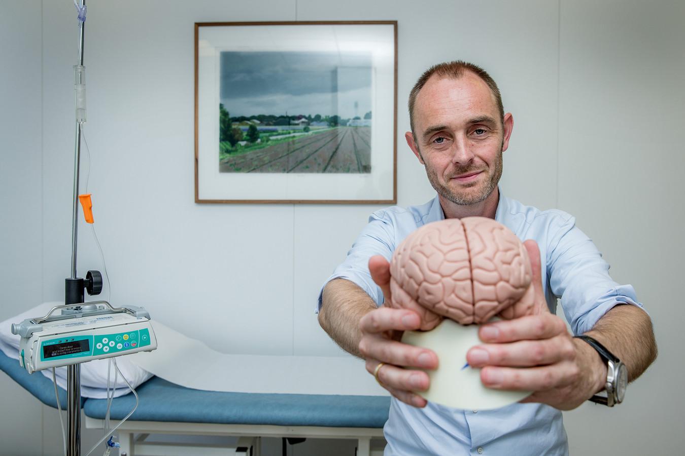 Neuroloog Niels Prins: 'Dit is een mega-stap.'