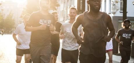 Antwerp Running Crew loopt voor Rode Neuzendag