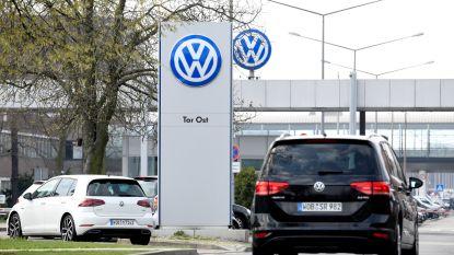 Volkswagen zal boete van 1 miljard euro betalen voor dieselgate