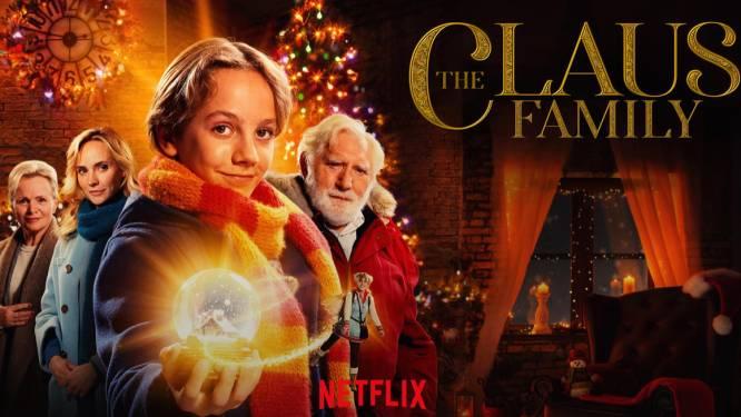 Netflix lanceert nieuwe trailer van Vlaams-Nederlandse kerstfilm 'De Familie Claus'