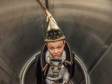 Zo kwam nieuwe jeugdprins Sjoerd uit het blik bij De Niersotters