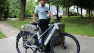 """Politiezone Kouter koopt 'speed pedelec' aan: """"Snel en wendbaar voor patrouilles op jaagpaden"""""""