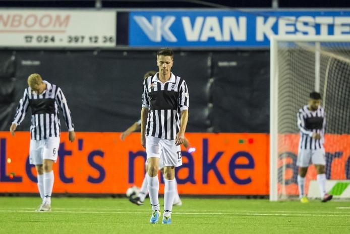 Archieffoto van Achilles'29-speler Jop van Steen.