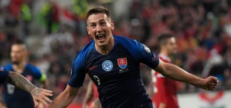 Feyenoord heeft Slowaakse spits Bozenik binnen