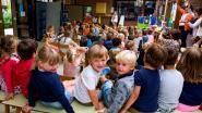 Mortselse, Edegemse, Hovese en Lintse scholen steunen Rode Neuzen Dag