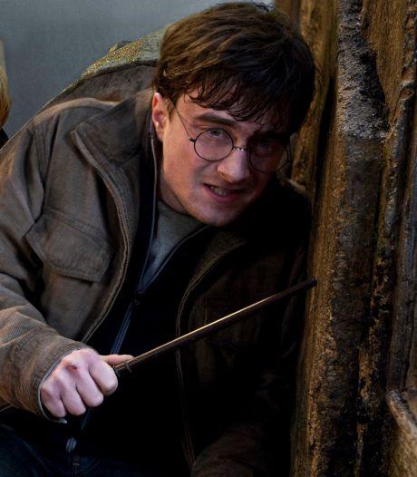 Tv-serie over Harry Potter in de maak