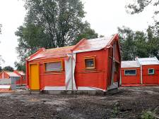 Bewoners pas later in Skaeve Huse in Eindhoven