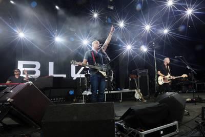 Bløf en Afrojack eerste namen Breda Live