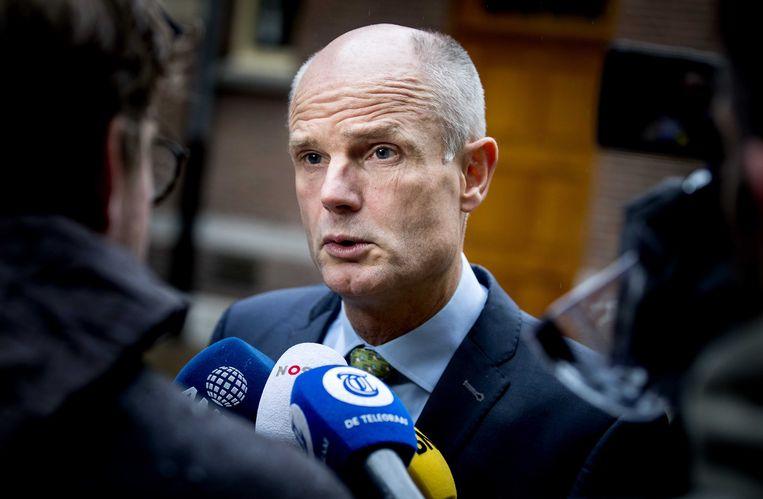 Stef Blok, minister van Buitenlandse Zaken. Beeld ANP