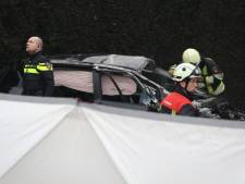 Jaar cel voor dronkenman die dodelijk ongeval veroorzaakte in Geffen