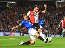 LIVE | Rangers zet Feyenoord verdiend op achterstand