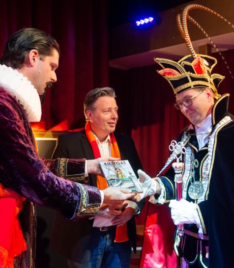 Boek werpt nieuw licht op carnaval in 't Kielegat