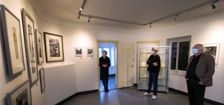 Werken van Appel, Corneille en Heyboer hangen in Stadsmuseum Doetinchem