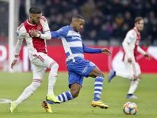 LIVE   Ajax heerst én scoort tegen De Graafschap