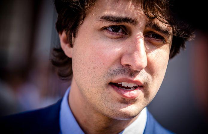 GroenLinks-leider Jesse Klaver