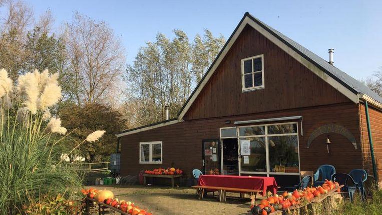 Zorgboerderij De Boterbloem in de Lutkemeerpolder. Beeld De Boterbloem