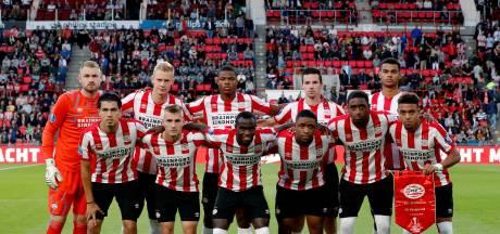 Op PSV valt dit seizoen nog geen peil te trekken