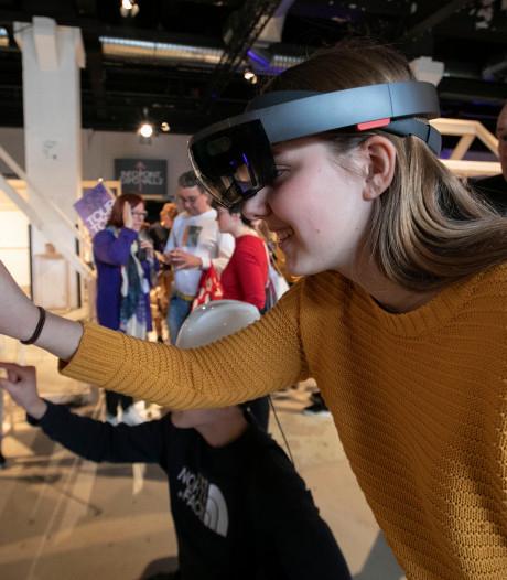 STRP Festival naar binnenstad in Eindhoven en een stuk korter: 'Doordeweeks vloeide de energie weg uit het festival'