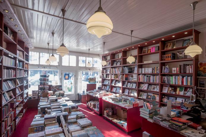 Boekhandel Lovink in Lochem. Archieffoto