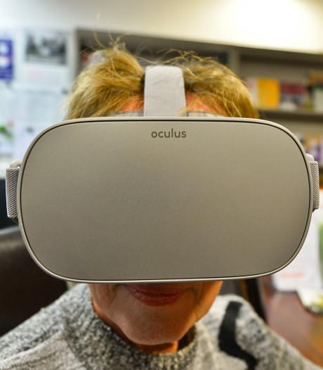 VR-dementiebril geeft inzicht in aandoening