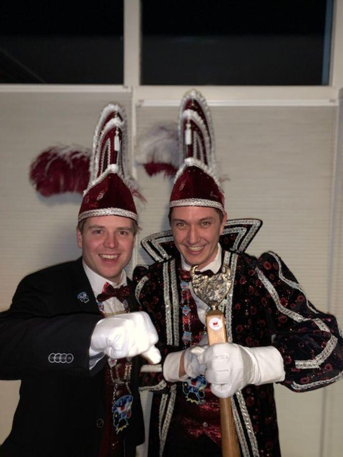 Graaf Martijn en Sik Sam