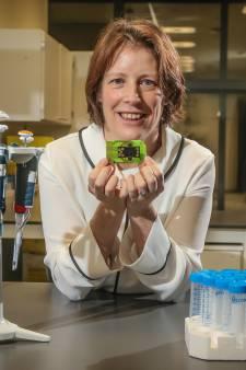 Belgische chip spoort binnen een kwartier kanker op