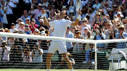 """Djokovic schrijft na sombere periode emotionele brief: """"Ik was de laatste tijd zó kwetsbaar, maar ik schaam me niet"""""""