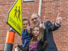 'Schoolzone' remt nauwelijks af, maar geeft wel veilig gevoel