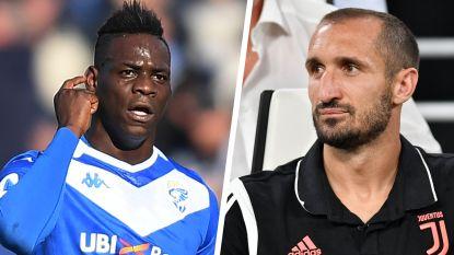 """""""Mario verdiende een klap in zijn gezicht"""": Chiellini haalt uit naar ex-ploegmaats Balotelli en Felipe Melo, die meteen fors reageren"""