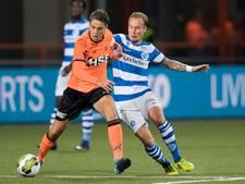 De Graafschap ploetert zich naar punt bij FC Volendam