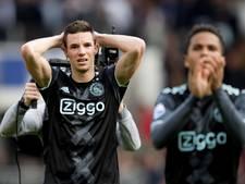 Ajax slecht na achterstand in uitduels, Mahi in voetsporen Koeman
