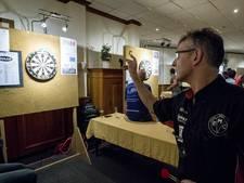 20e editie darttoernooi in De Kröl Enter