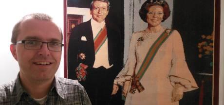 Zeldzaam tapijt van Nijverdaller Wilbert krijgt plek in museum: 'Vond 'm op Marktplaats'